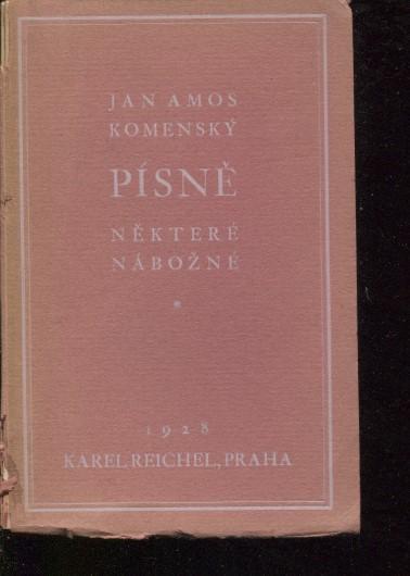 Písně některé nábožné (Špalíček, sv. III.) - 1928