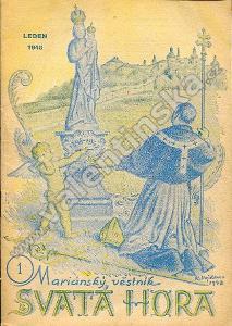 Svatá Hora: Mariánský věstník, 1948