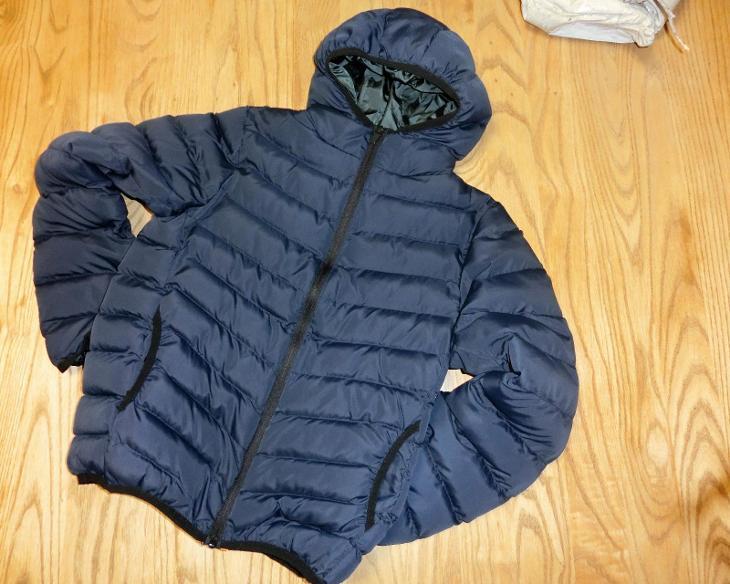 chlapecká zimní bunda vel 164 - Oblečení