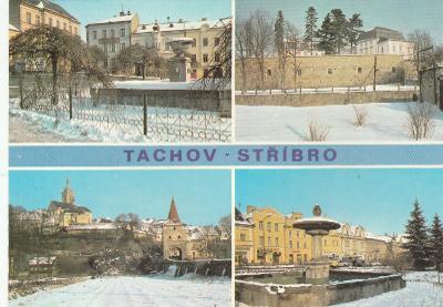 TACHOV - STŘÍBRO