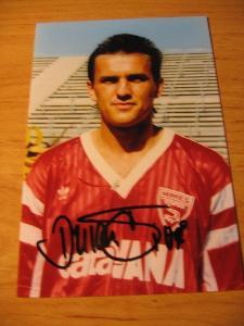 Dušan Tittel - Nimes - orig. autogram