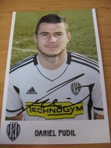 Daniel Pudil - Cesena FC - orig. autogram