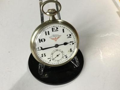 Starožitné dvoupláštové Nadražácké ~ Swiss hodinky DOXA