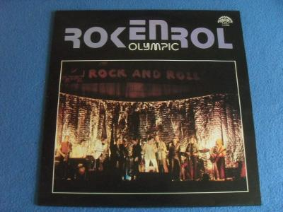 LP Olympic Rock and Roll