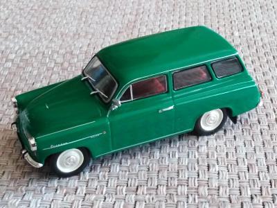 Model Škoda Octavia kombi