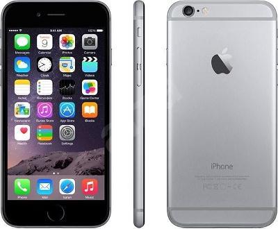 Mobilní telefon iPhone 6 32GB Space Gray