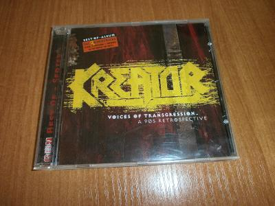 CD KREATOR : Voices of agression