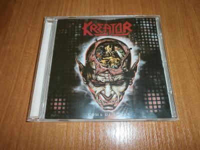 CD KREATOR : Coma of souls