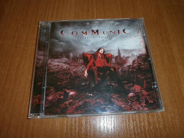 CD Communic : Payment of existence - Hudba