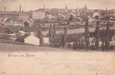 JIHLAVA - GRUSS AUS - PANORAMA - 1-SY86