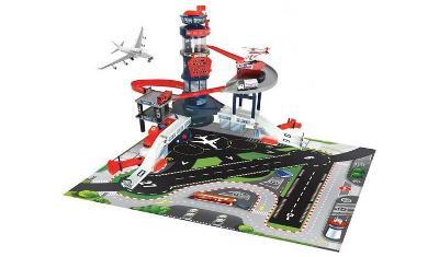 AUTO CITY SET LETIŠTĚ 7373/P lll