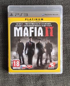 PS3 MAFIA II cz