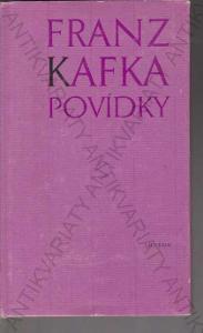 Povídky Franz Kafka Odeon, Praha 1983