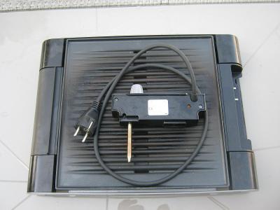elektrický gril