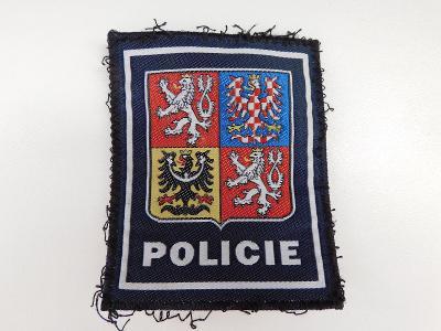 Nášivka Policie