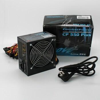 ATX zdroj Combat Power CP 550W Plus