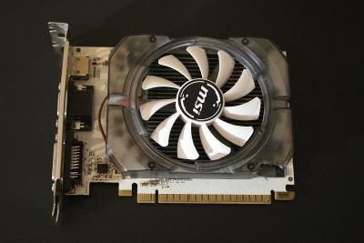 Grafická karta - MSI N730-4GD3V2, - 4GB - na ND