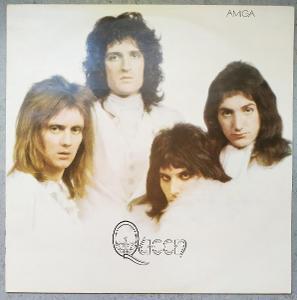 LP QUEEN - QUEEN(1981) DDR AMIGA Press NM- TOP STAV JAKO NOVÁ!