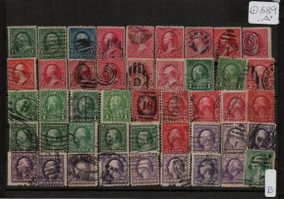 Vzácné známky USA 1