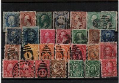 Vzácné známky USA 2