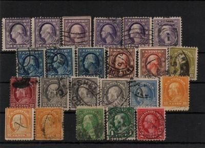 Vzácné známky USA 3