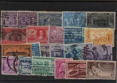 Vzácné známky USA 4