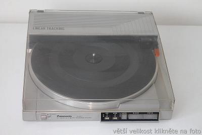 Panasonic SL-N15 DC Automatic Turntable System