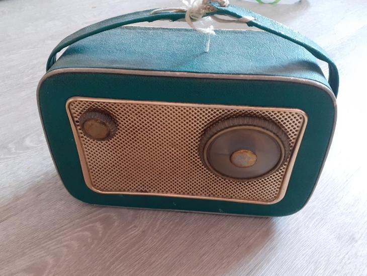 staré rádio TESLA - Starožitnosti