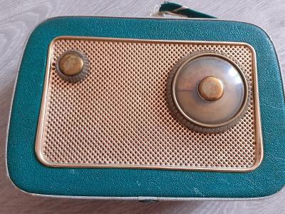 staré rádio TESLA