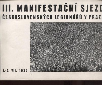 III. Manifestační sjezd Československých legionářů v