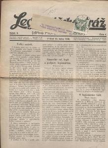 Legionářská stráž, ročník X., číslo 4/1930 (legie)