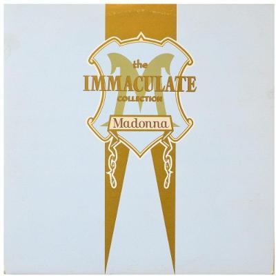 Gramofonová deska MADONNA - The immaculate collection (2LP)