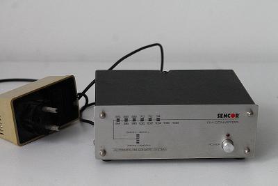 Sencor FM converter