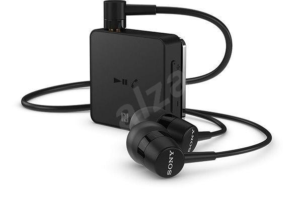 Bezdrátová sluchátka Sony SBH24 Black - TV, audio, video