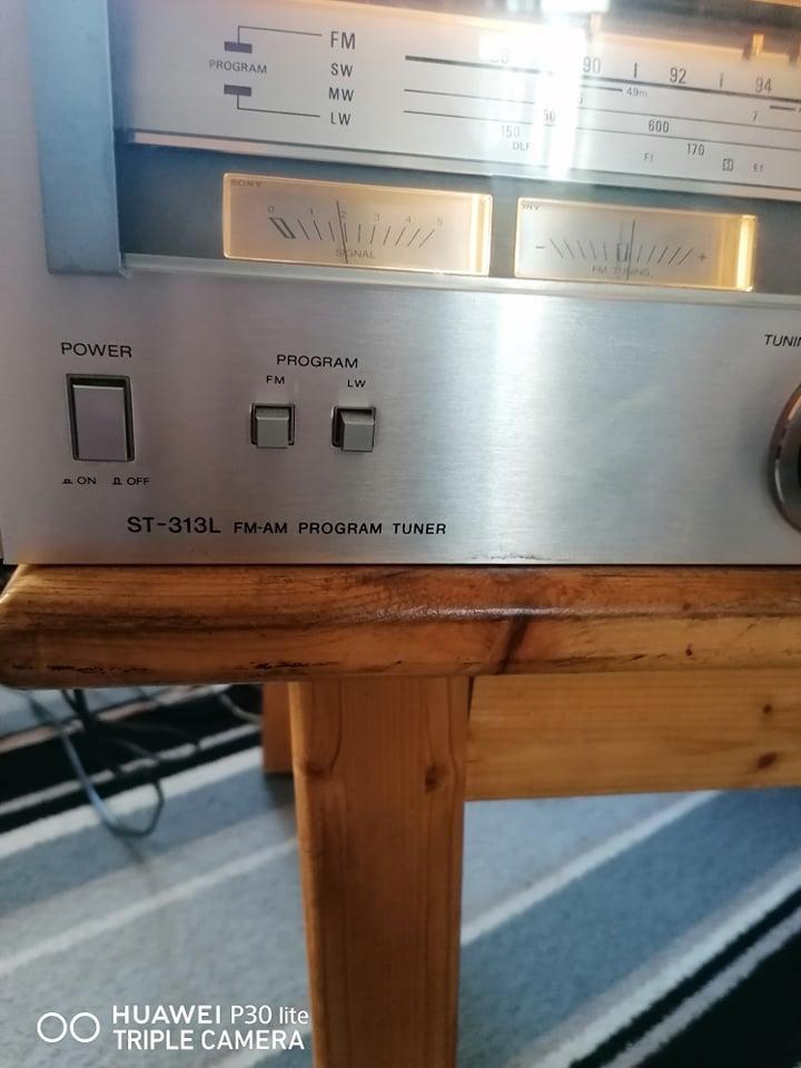 Prodam pekny kvalitni tuner-SONY ST-313L - TV, audio, video