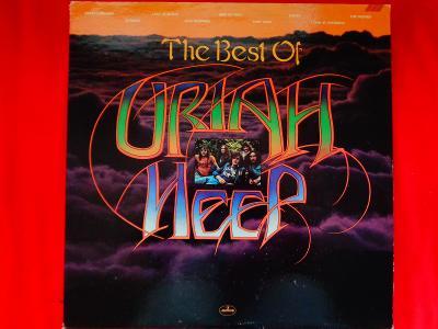 URIAH HEEP - The Best of - orig. US JAKO NOVÉ! NM!