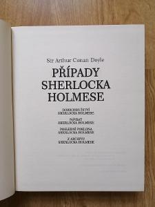 Případy Sherlocka Holmese -   Sir Arthur Conan Doyle