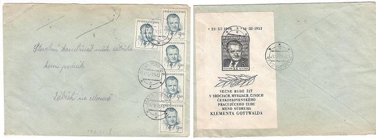 Měnová reforma ,červen 1953