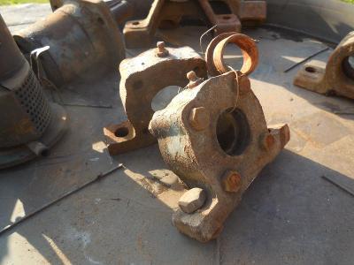 Ložiskový domeček zemědělský stroj, stabilní motor