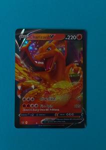 Charizard - Pokémon karta