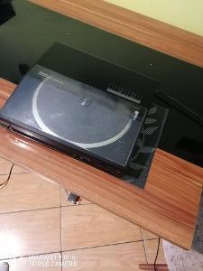 Prodam pekny kvalitni gramofon-TECHNICS SL-J300R