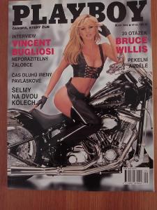Playboy 10/1998