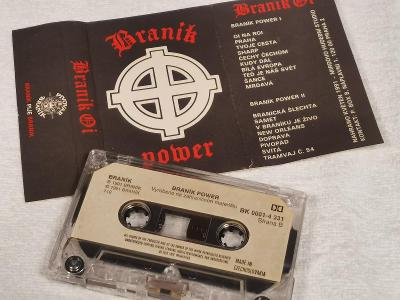 Audio Kazeta BRANIK 1991 Branik