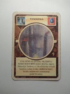 Doomtrooper - Továrna
