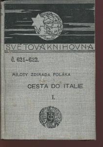 Cesta do Italie I. (Ottova Světová knihovna)
