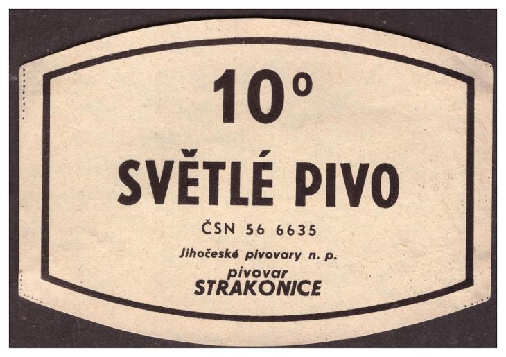 PE - ČR - 3332 - Nápojový průmysl