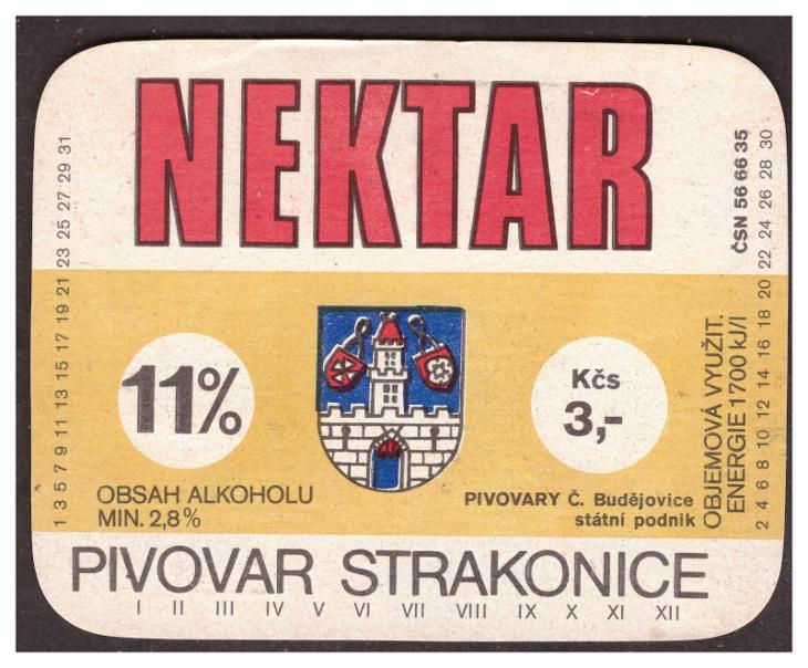 PE - ČR - 3347 - Nápojový průmysl