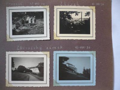 1936 Zbiroh / Rokycany