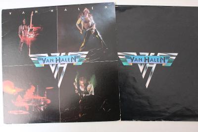 Van Halen Same LP 1978 vinyl USA 1.press Classic Rock top stav VG+