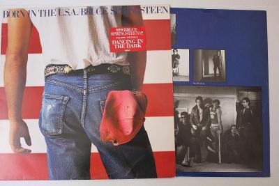 Bruce Springsteen – Born In The U.S.A. LP 1984 vinyl NL 1.press EX